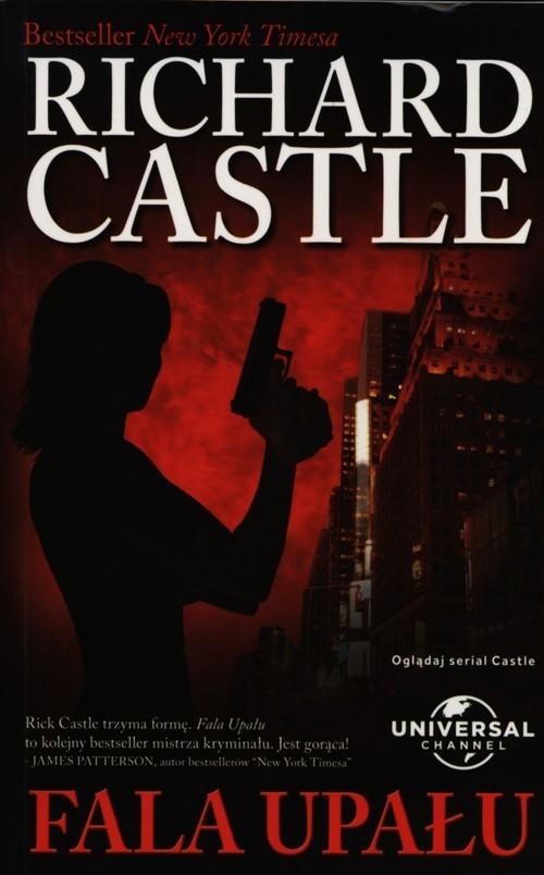 okładka Fala upału, Książka | Castle Richard