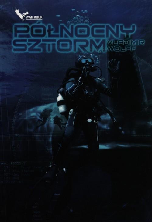 okładka Północny sztorm, Książka | Vladimir Wolff