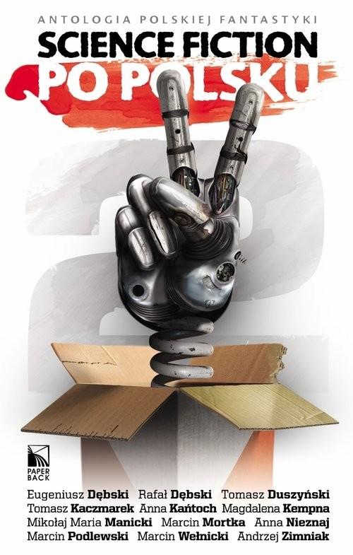 okładka Science fiction po polsku 2, Książka |