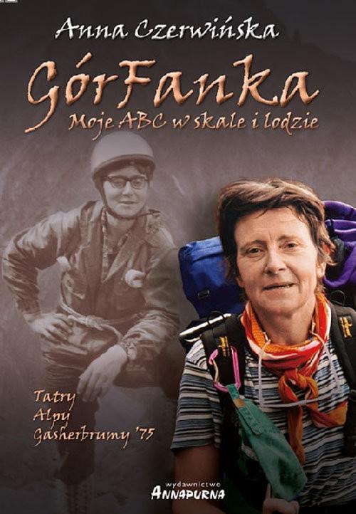 okładka GórFanka Moje ABC w skale i lodzie, Książka | Czerwińska Anna