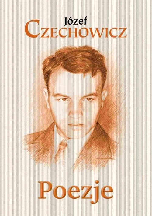 okładka Poezje, Książka   Czechowicz Józef
