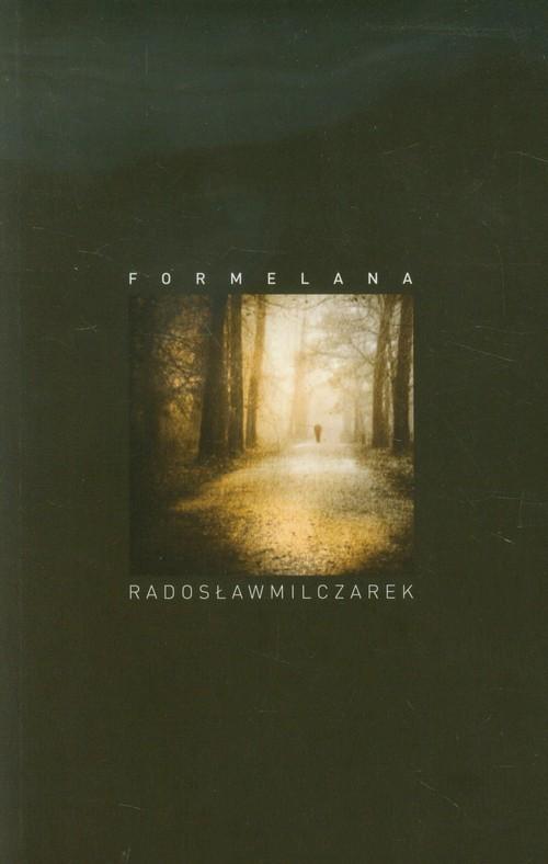 okładka Formelana, Książka | Milczarek Radosław