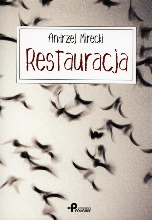 okładka Restauracja, Książka   Mirecki Andrzej