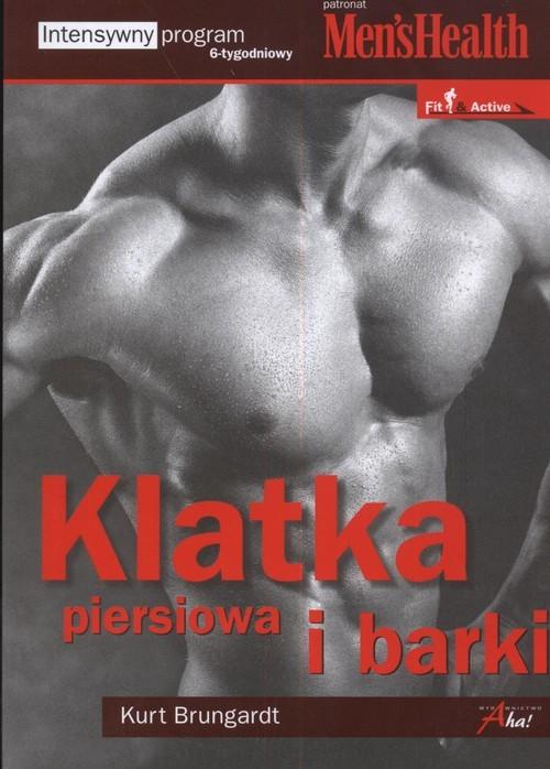 okładka Klatka piersiowa i barki, Książka | Brungardt Kurt