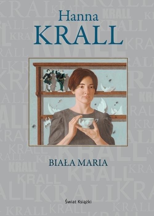 okładka Biała Maria, Książka | Krall Hanna