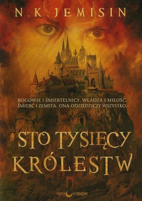 okładka Sto Tysięcy Królestw Tom 1, Książka | Jemisin N.K.