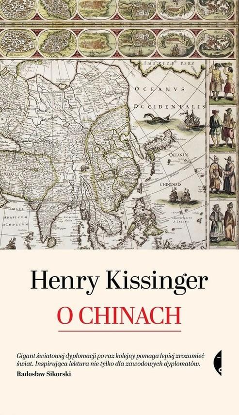 okładka O Chinach, Książka | Henry Kissinger