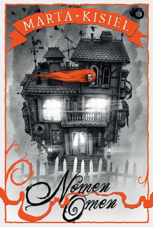 okładka Nomen Omen, Książka | Marta Kisiel