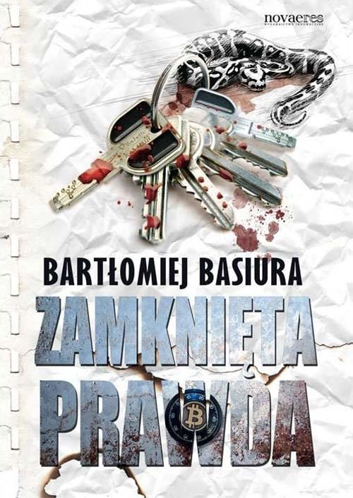 okładka Zamknięta prawda, Książka   Basiura Bartłomiej