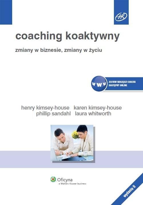 okładka Coaching koaktywny, Książka | Henry Kimsey-House, Karen Kimsey-House, Sanda