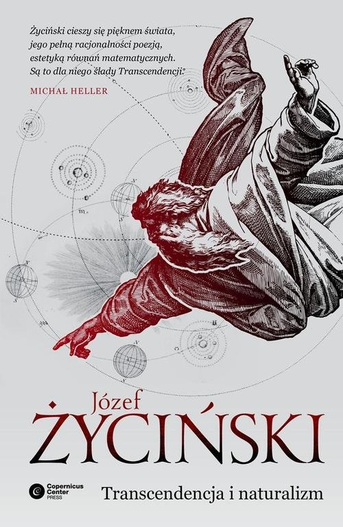 okładka Transcendencja i naturalizm, Książka   Józef Życiński