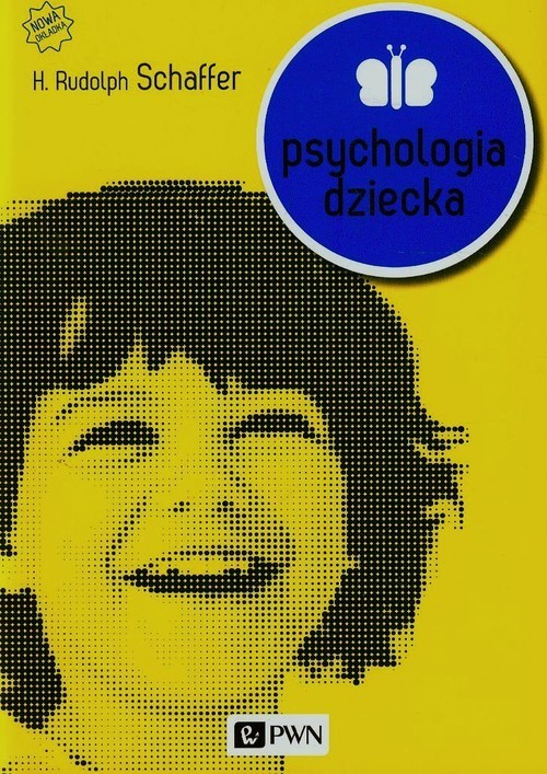 okładka Psychologia dzieckaksiążka      Rudolpf H. Schaffer