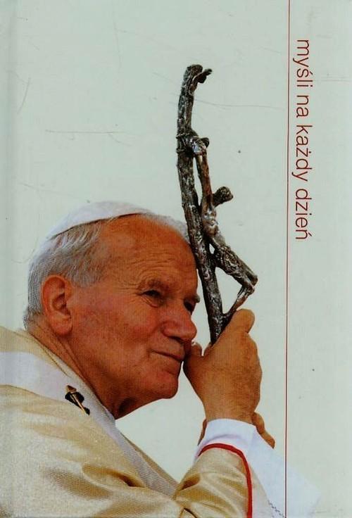 okładka Myśli na każdy dzień, Książka | Paweł II Jan