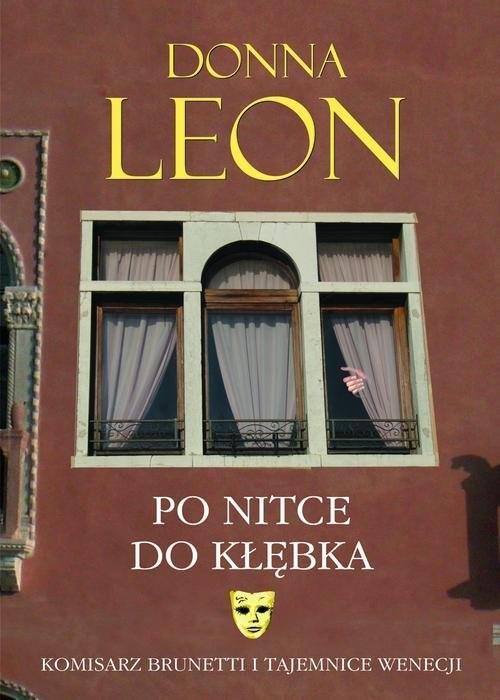 okładka Po nitce do kłębka, Książka | Donna Leon