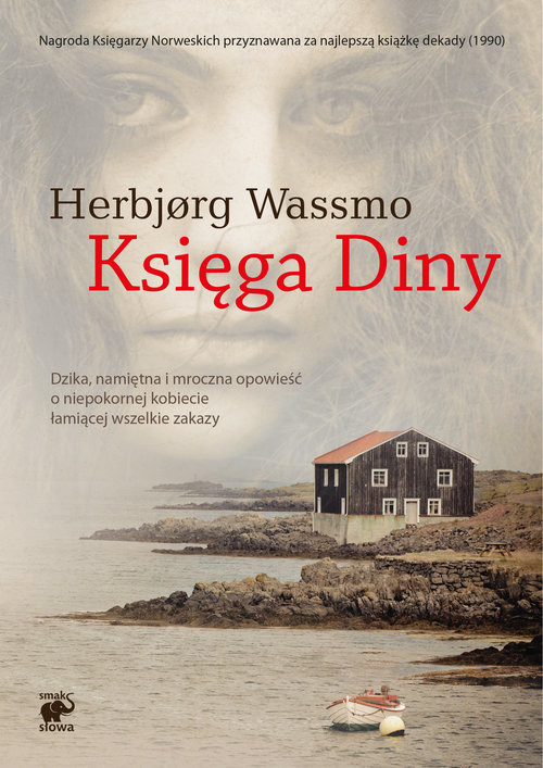 okładka Księga Diny, Książka | Wassmo Herbjorg