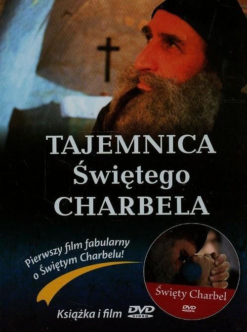 okładka Tajemnica Świętego Charbela + DVD, Książka | Chaberka Mariola