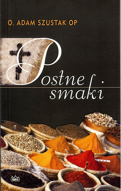 okładka Postne smaki, Książka | Adam Szustak