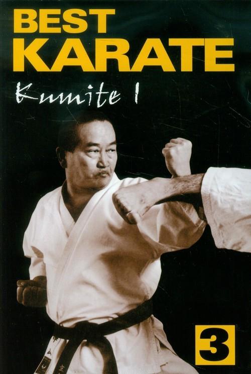 okładka Best karate 3 Kumite, Książka   Nakayama Masatoshi