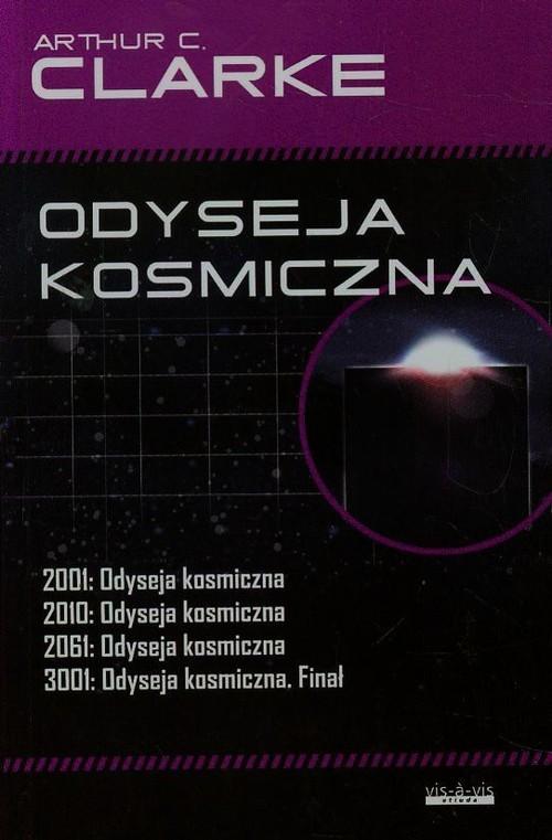 okładka Odyseja kosmiczna, Książka | Arthur C. Clarke