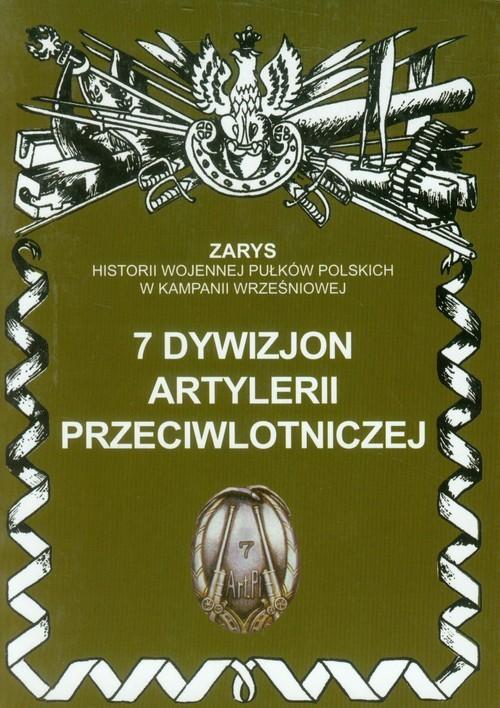 okładka 7 dywizjon artylerii przeciwlotniczej, Książka | Dymek Przemysław