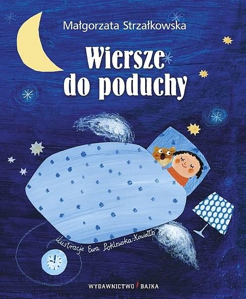 okładka Wiersze do poduchy, Książka | Małgorzata Strzałkowska