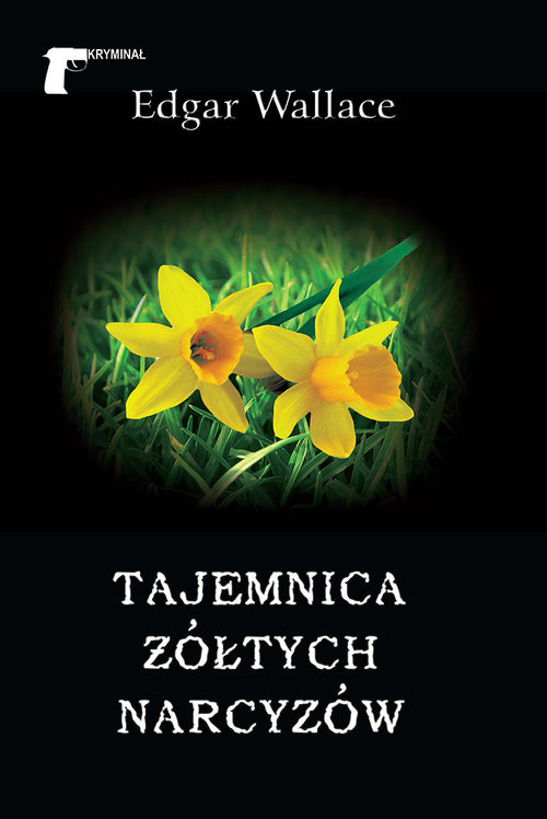 okładka Tajemnica żółtych narcyzów, Książka | Wallace Edgar
