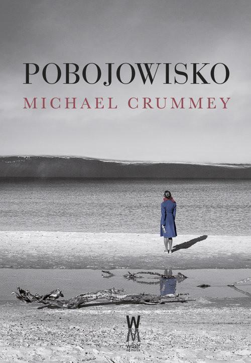 okładka Pobojowisko, Książka | Crummey Michael