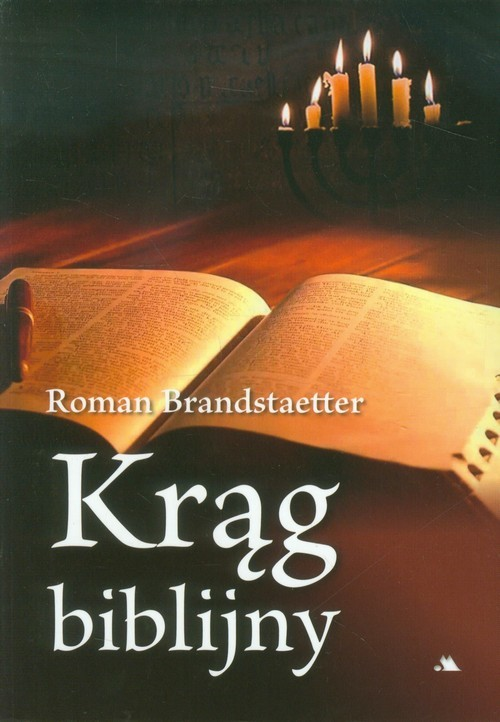 okładka Krąg biblijny, Książka | Roman Brandstaetter