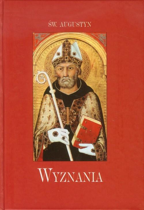 okładka Wyznania, Książka | Święty Augustyn