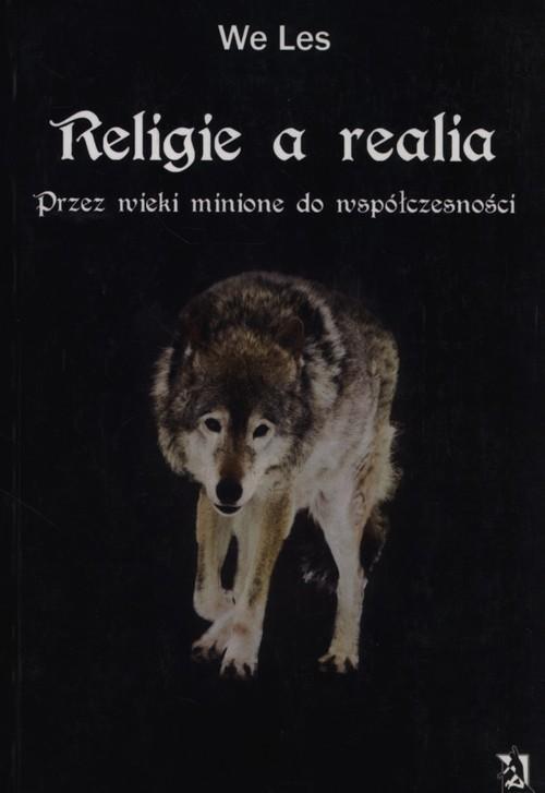 okładka Religie a realia Psychoskok, Książka   Les We