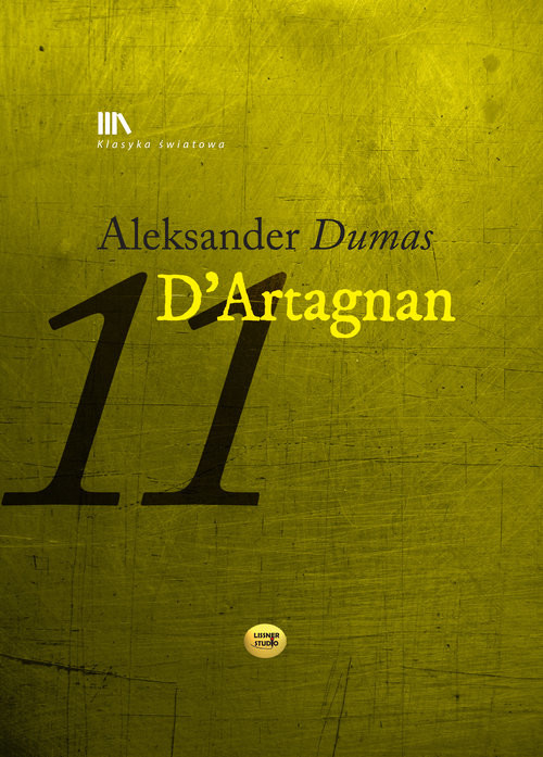 okładka D'Artagnan, Książka   Aleksander  Dumas