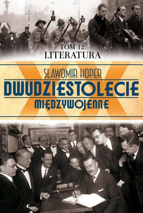 okładka Literatura, Książka | Koper Sławomir