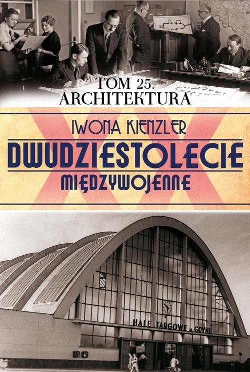 okładka Architektura, Książka | Iwona Kienzler
