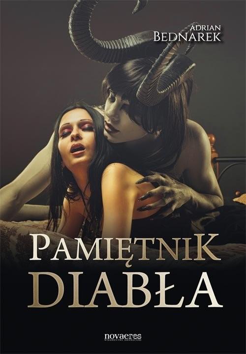 okładka Pamiętnik diabła, Książka | Bednarek Adrian