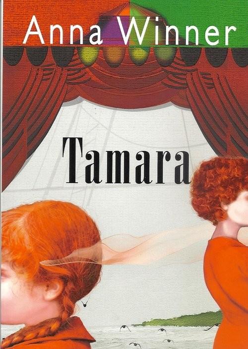 okładka Tamara, Książka | Winner Anna