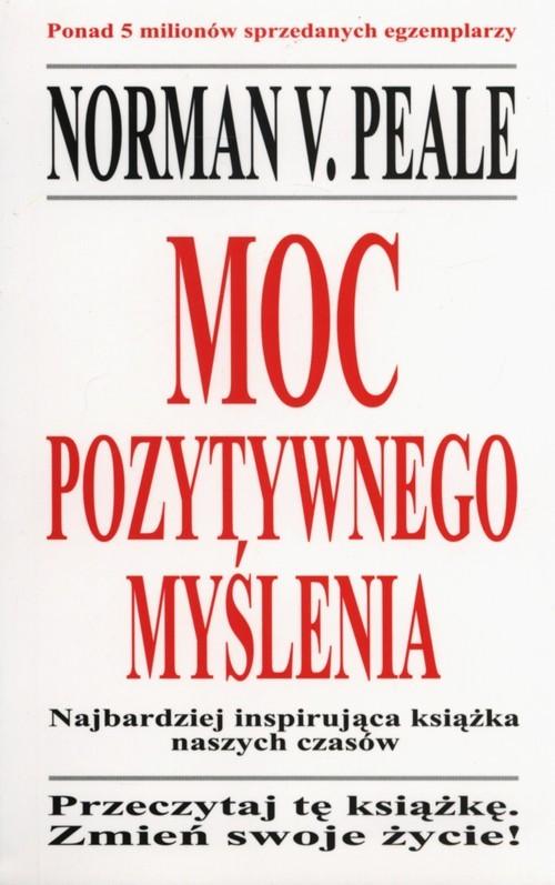 okładka Moc pozytywnego myślenia, Książka | Norman V. Peale