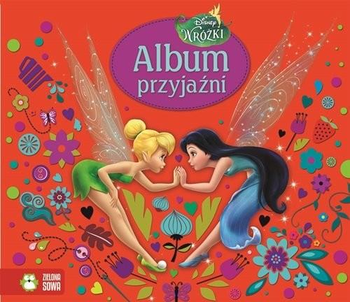okładka Album przyjaźni Wróżki, Książka   Agnieszka Skórzewska
