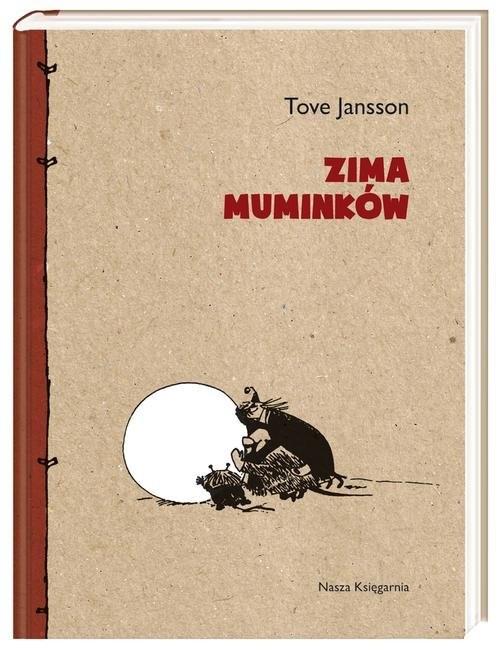 okładka Zima Muminkówksiążka |  | Jansson Tove