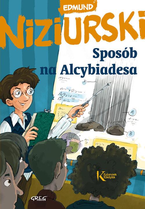 okładka Sposób na Alcybiadesa, Książka | Niziurski Edmund