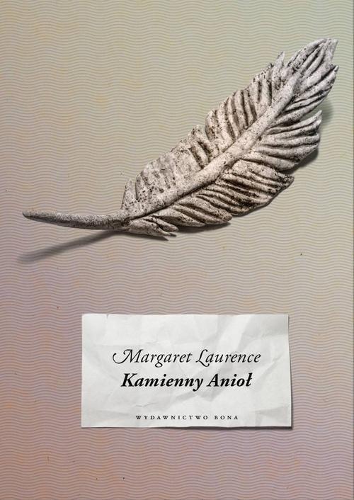 okładka Kamienny Anioł, Książka | Laurence Margaret
