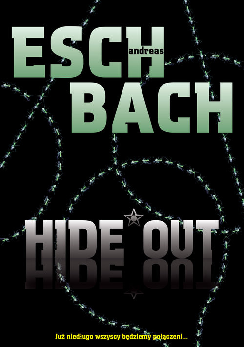 okładka Hide Out, Książka   Andreas Eschbach