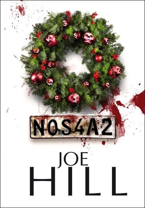 okładka NOS4A2, Książka | Hill Joe
