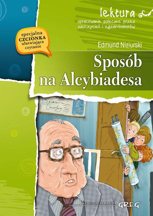 okładka Sposób na Alcybiadesaksiążka |  | Niziurski Edmund