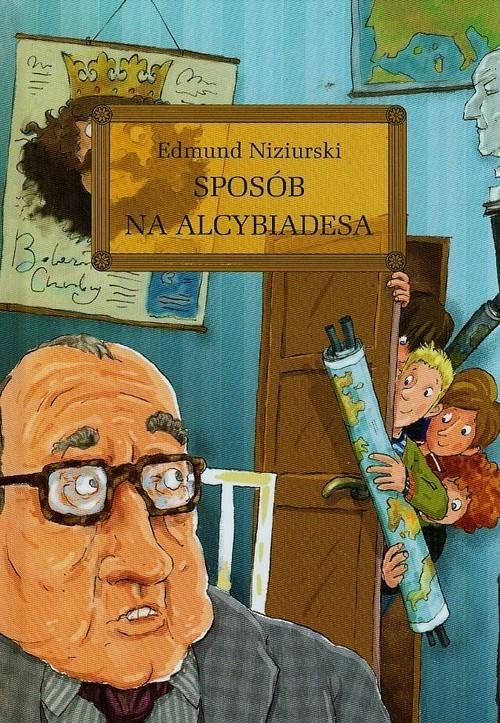 okładka Sposób na Alcybiadesa z opracowaniem, Książka | Niziurski Edmund