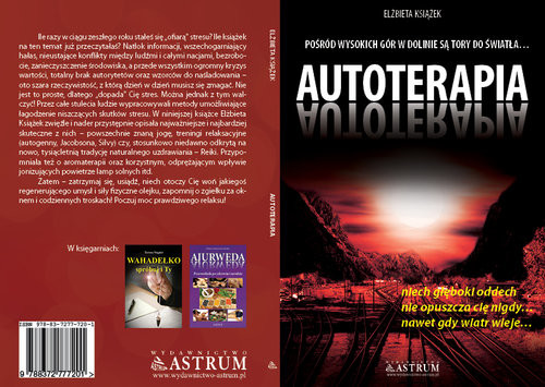 okładka Autoterapia, Książka | Książek Elżbieta