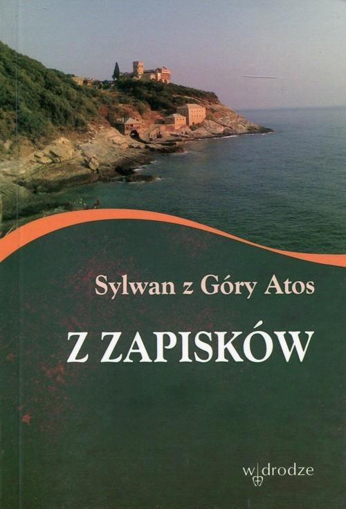 okładka Z zapisków, Książka | z Góry Atos Sylwan