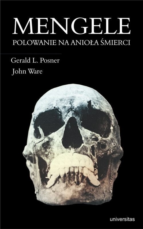 okładka Mengele Polowanie na anioła śmierciksiążka |  | Gerald L. Posner, John Ware