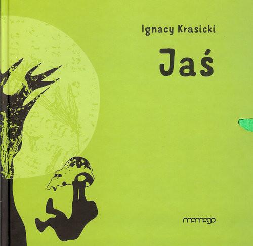 okładka Jaś, Książka | Ignacy Krasicki