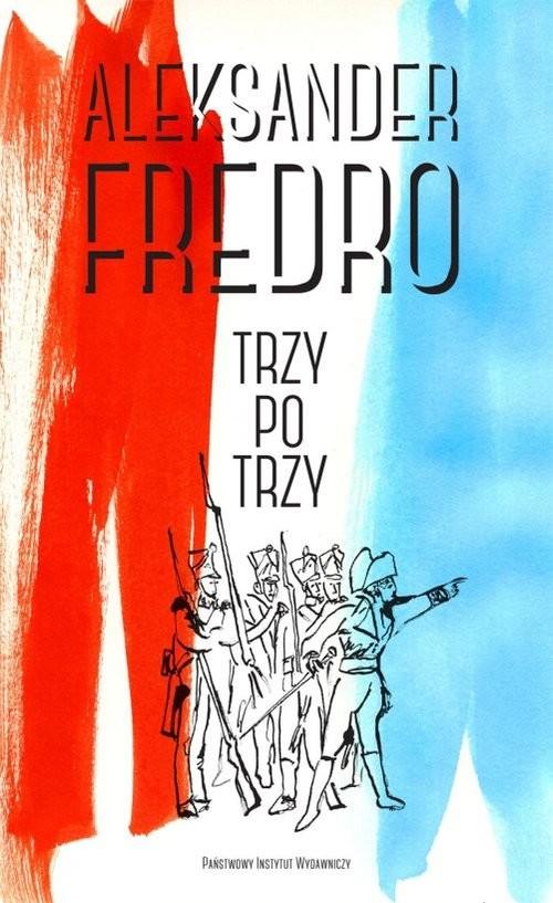 okładka Trzy po trzyksiążka |  | Fredro Aleksander