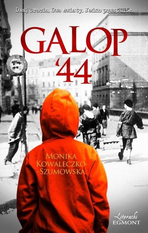 okładka Galop 44, Książka | Kowaleczko-Szumowska Monika